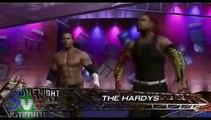Smackdown Vs. Raw 2009: DX Vs. The Hardys (PS3/Xbox360)