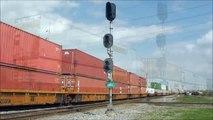 Railfanning Decatur, Illinois on 25.03.12: NS, CSX, CN