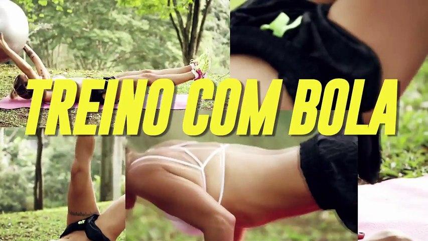 TREINO COM BOLA DA GABRIELA PUGLIESI   NEVER STOPS