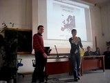 experiencia erasmus roma italia charla informacion (Erasmus experience university rome italy).avi