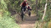 Kawakawa Bay track, Taupo New Zealand