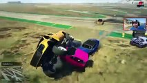 GTA 5 BEST Moments Of JAN 2015 | GTA 5 Funny Moments Montage | Funny Moments From My SECOND Channel