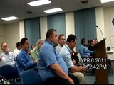 Harlingen City Commission Meeting April 6, 2011-Violation Texas Open Meetings Act