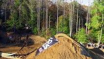 BMX: Le quadruple backflip de Jed Mildon