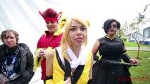 Anime Friends 2015 - COSPLAY X FUN