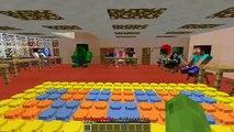 LittleLizardGaming - Minecraft Mods! Minecraft School - COOLEST CHICKENS IN MINECRAFT!