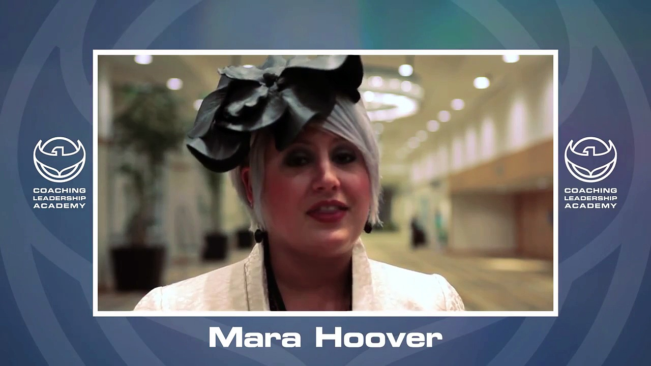 Mara Hoover   Testimony for Coaching Leadership Academy