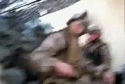 Iraq sniper Attacks Marines- Real Destruction Of The City