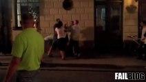 FAIL Blog  Street Fight Kick FAIL
