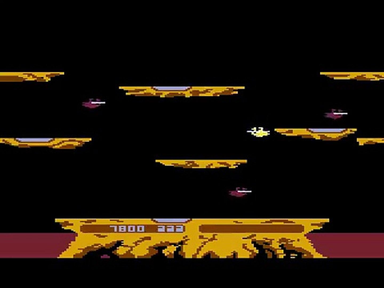 Atari XL/XE - Joust [ Atari ] 1983