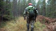 Elgjakt - bli med på post! Moose hunting in Norway 2010