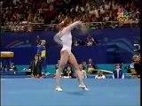 Elena Produnova (RUS) - 2000 Olympic Games Q FX