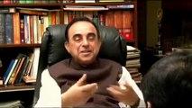 Subramanian Swamy exposing Sonia Gandhi Robert Vadra Chidabaram -news chauthi duniya