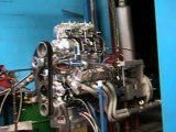 702 hp small block Ford at only 9 psi