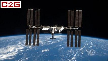 """Entretiens avec la Nasa (5) : l'ISS, """"Nations-unies de l'espace"""""""