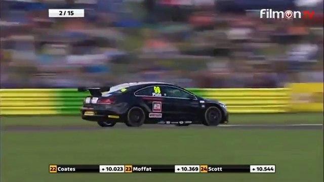 Croft2015 Race 2 Belcher Hits Willmot