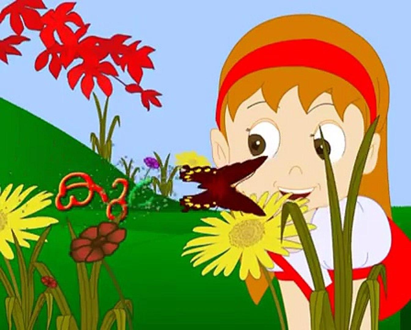 Kunjatta Trailer - 2D cartoon animation film for kids by BMG Animations
