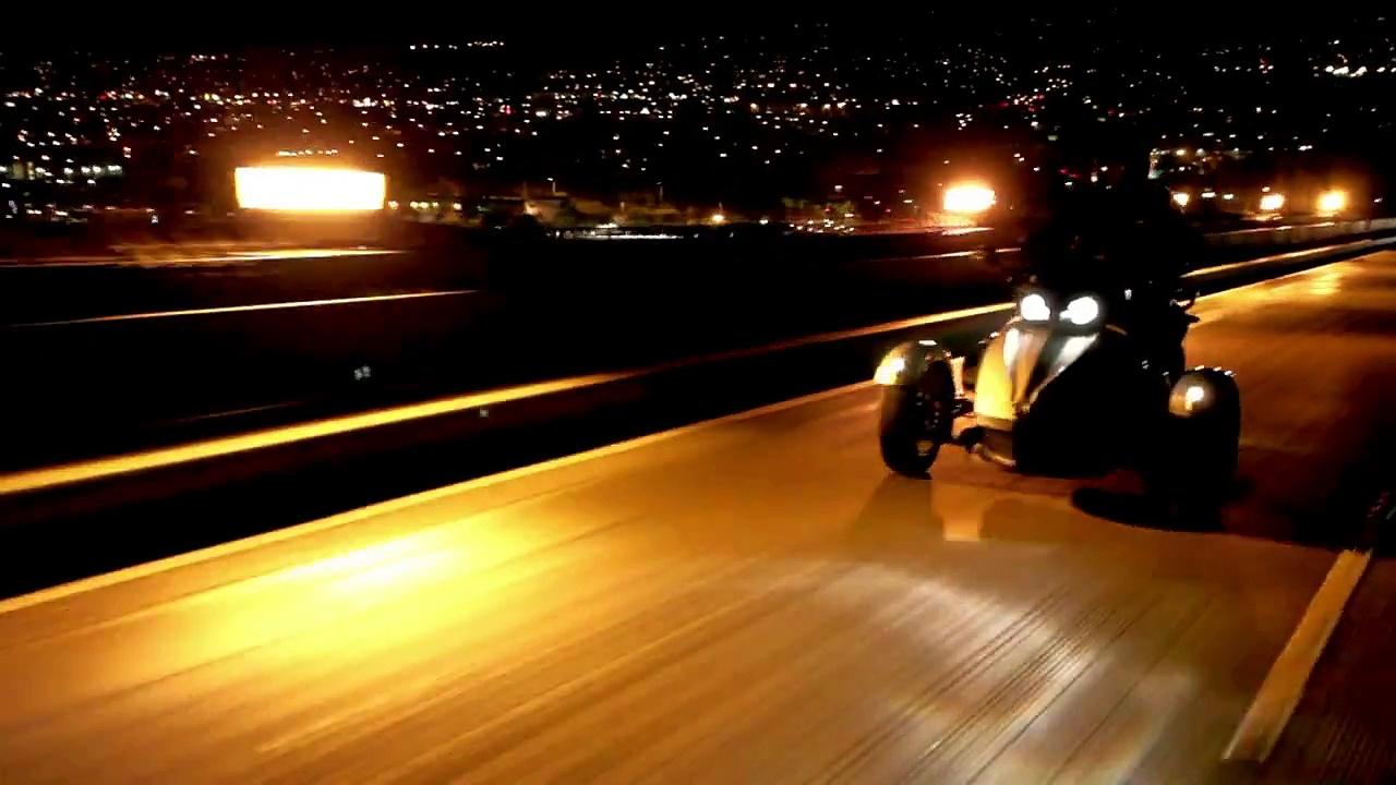 Spyder Can Am Video.wmv