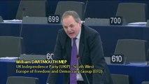 Vindictive petty controls at Gibraltar-Spain land border - @UKIP MEP William Dartmouth