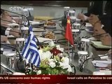 China takes serious steps to help Greece out of debt crisis - CCTV 101003