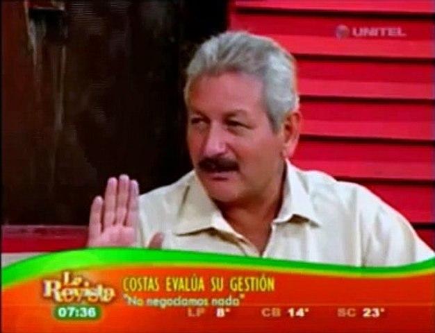 Costas y Evo en La Paz: sin secretos ni negociaciones | Godialy.com