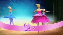 Barbie en Francais - Rêve de Danseuse étoile - Leçon de danse № 5 Tendu Arabesque et Piqué Passé