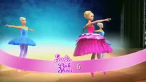 Barbie en Francais - Rêve de Danseuse étoile - Leçon de danse № 6 Bourrée et Sous sus