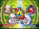Zatch Bell Mamodo Battles: Zeno vs Wonrei