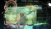 PostHuman   sci fi action animated short film directed by Cole Drumb