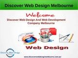 Web Design Melbourne Provides Web Development and Responsive Web Design services