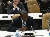 Dr. Denis Mukwege et les viols en RDC (Nations Unies, sept.2012)