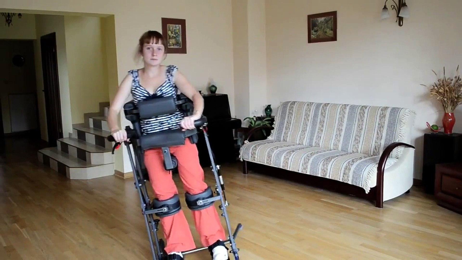 Paraplegie - Mers activ