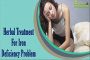 Herbal Treatment For Iron Deficiency Problem To Prevent Blood Loss