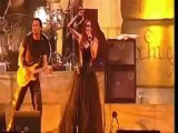 Within Temptation - Caged (Live Lowlands 2004)