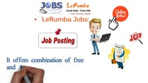 LeRumba, the Online Advertising and Classifieds Web Site for Global Markets