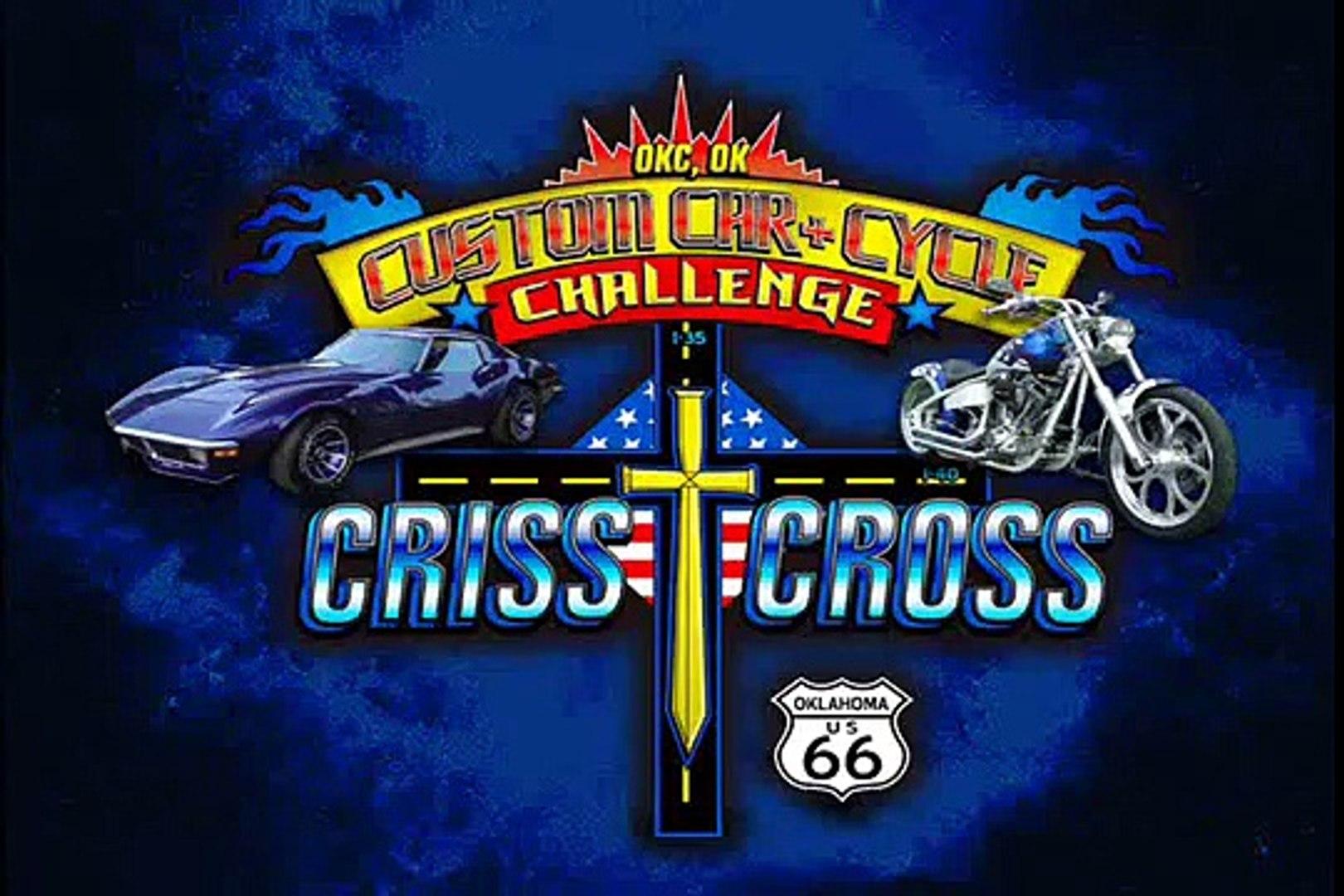 Criss Cross Challenge Street Team Girls