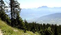 _DSC6209 Semnoz Crêt de Châtillon, panoramique avec le Mont-Blanc CLIP