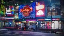 Los Angeles Night Life Hyperlapse / Timelapse
