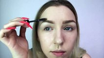 Lips, Lashes and Brows // Day To Day Makeup Tutorial