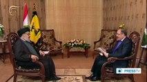 Nasrallah: Hezbollah ready to deter Israeli aggression