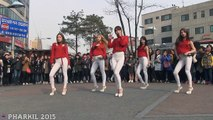 Korea Dance - Best dance perfom by FIESTAR episode  (8)