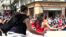 Rythmes & Cie danse hors les murs 2015/ Danse Africaine HD