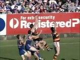1997 AFL Prelimary Final Adelaide vs Western Bulldogs