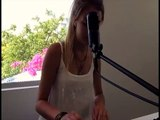 Tennis Court | Lorde - Teischa LIVE cover