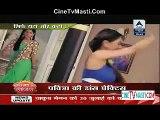 BhagyaLakshmi 15th July 2015 Pavitra Ki Dance Practice CineTvMasti.Com