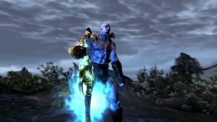 GOW3 Remastered - trailer de lancement  de God of War 3 Remastered