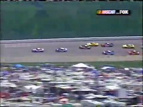 NASCAR wrecks