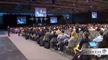Conférence internationale sur la maladie d'Alzheimer : N. Sarkozy