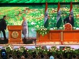 PM Modi's address at the Workshop of Agriculture Cooperation in Dushanbe, Tajikistan