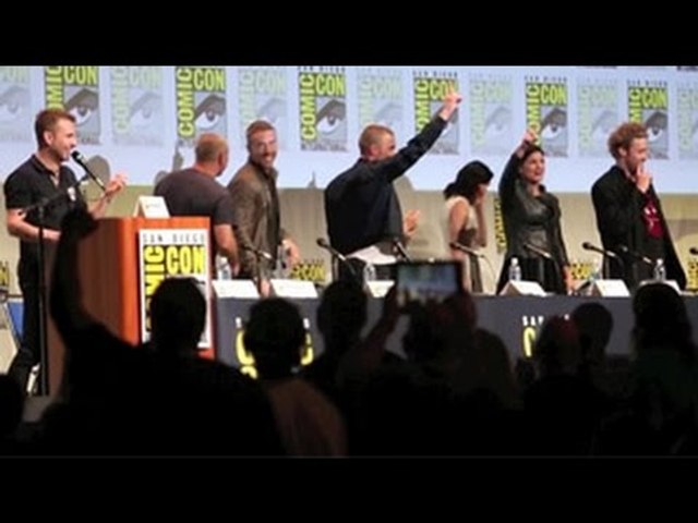 Deadpool Panel At San-Diego Comic-Con 2015